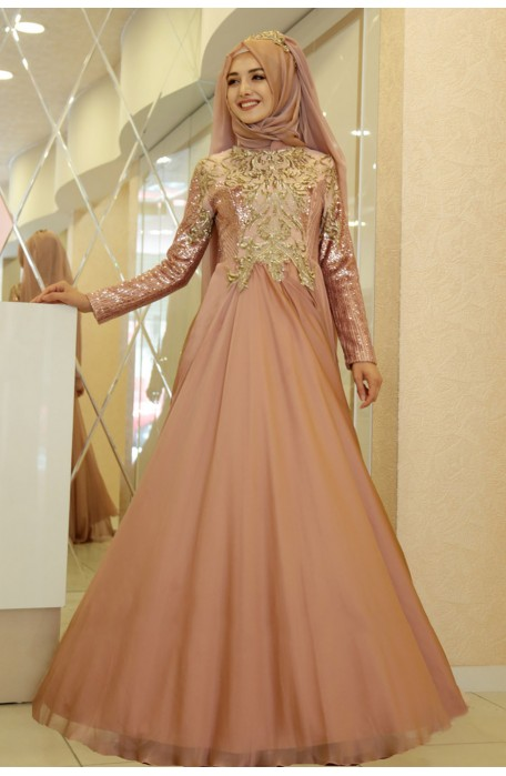 Mihrimah Evening Dress