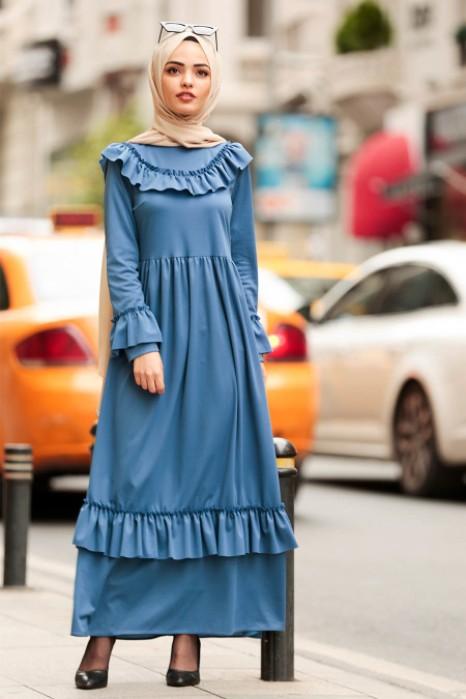 İndigo Dress