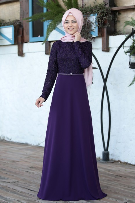 Purple Dress Dress