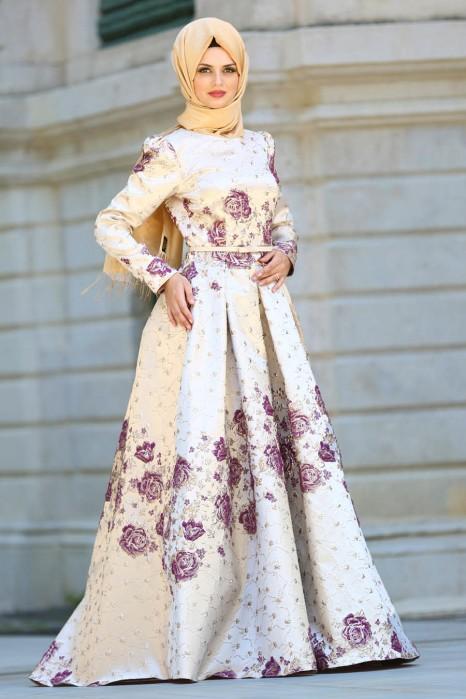 Echru Dress