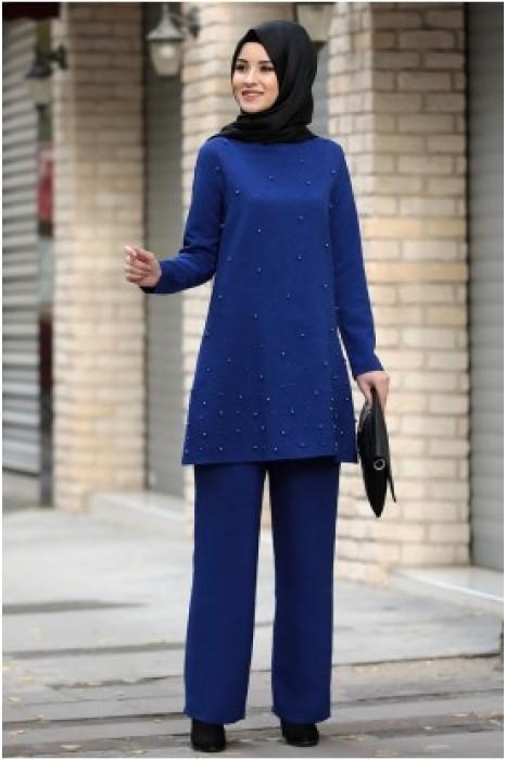 Sax Blue Suits