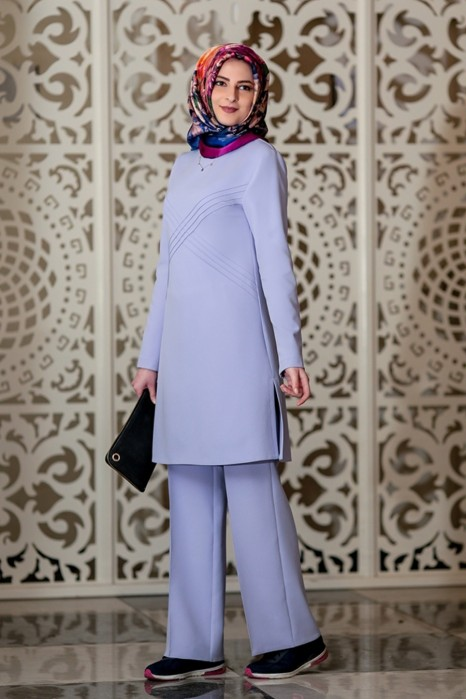 LILA TUNIC AND PANT SUIT
