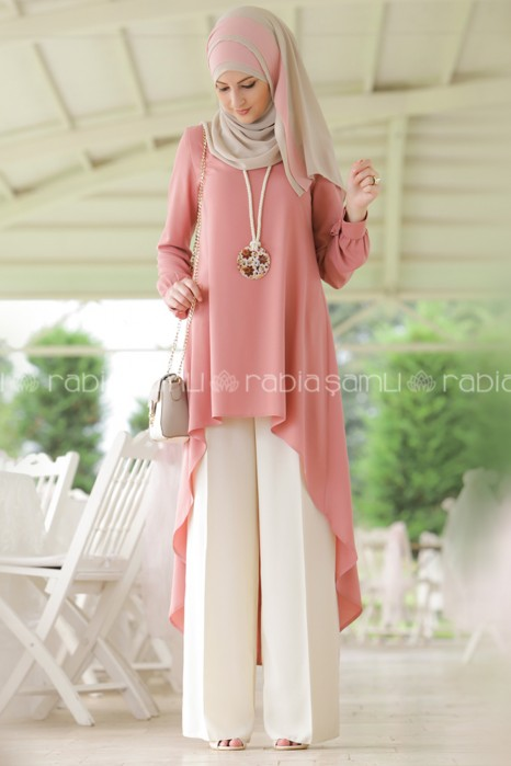 Rose Color Tunic