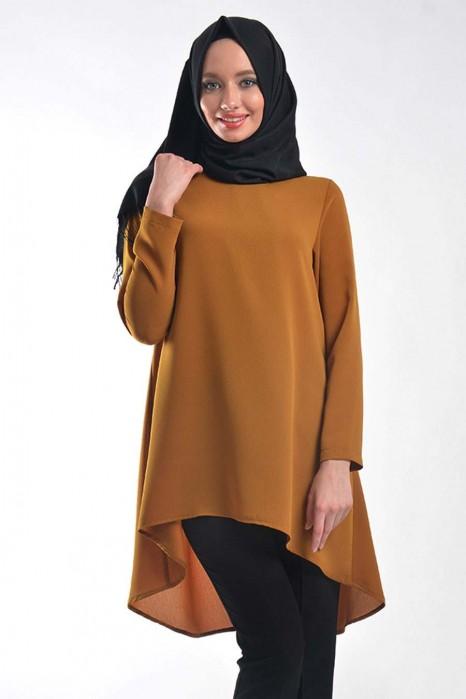 Tan Color Tunic