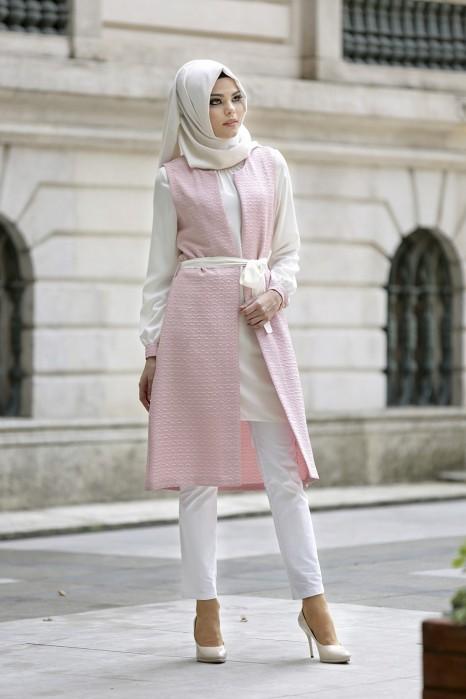 Pink Tunic/vest