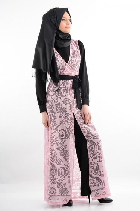 Powder Pink Jumpsuit