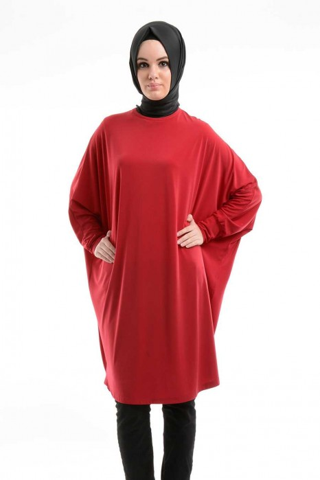 Red Standard Size Tunic