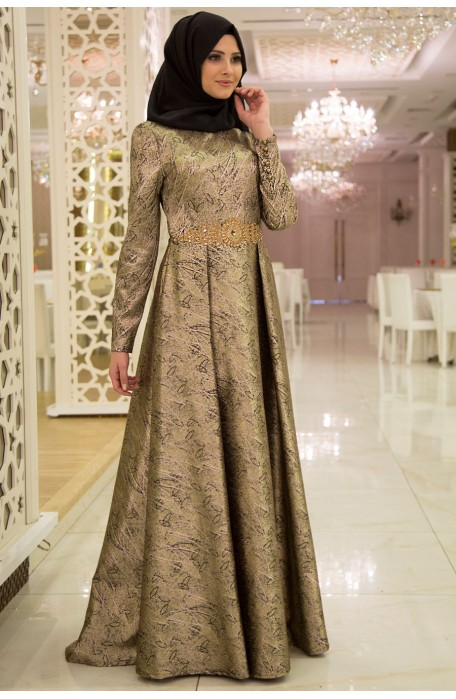 Exculise Abaya Dress