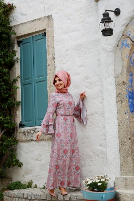 Gulfem Coral Dress