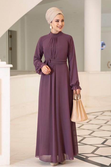 MIRAC DRESS - LILA