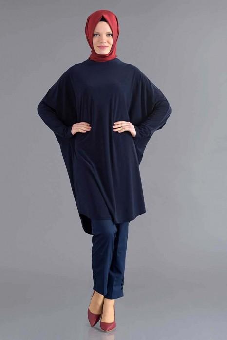 Navy Blue Standard Size Tunic