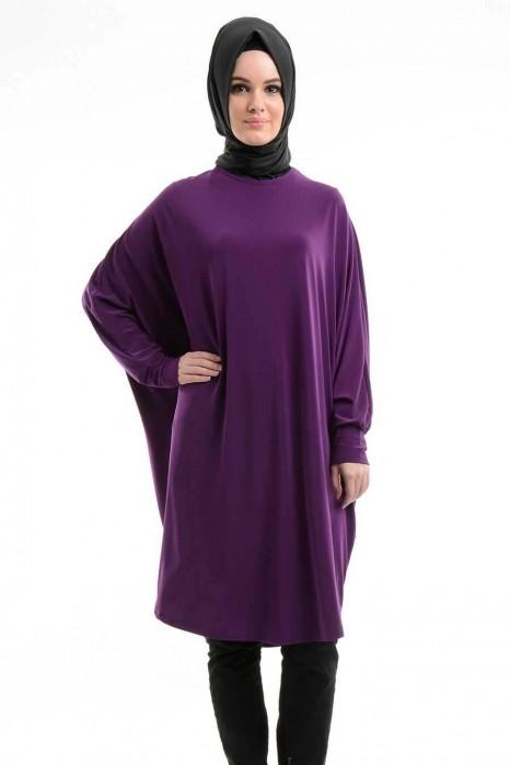 Purple Standard Size Tunic